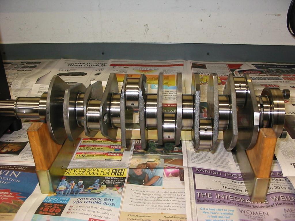 GT3 Crank