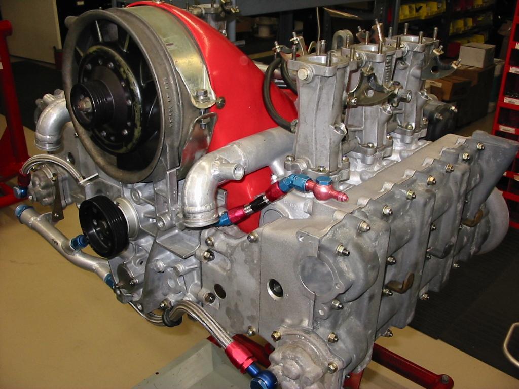 Porsche 956 Engine Rebuild – performancedevelopments com