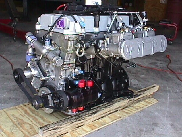 Bmw M42 1 8l Scca Gt3 Race Engine