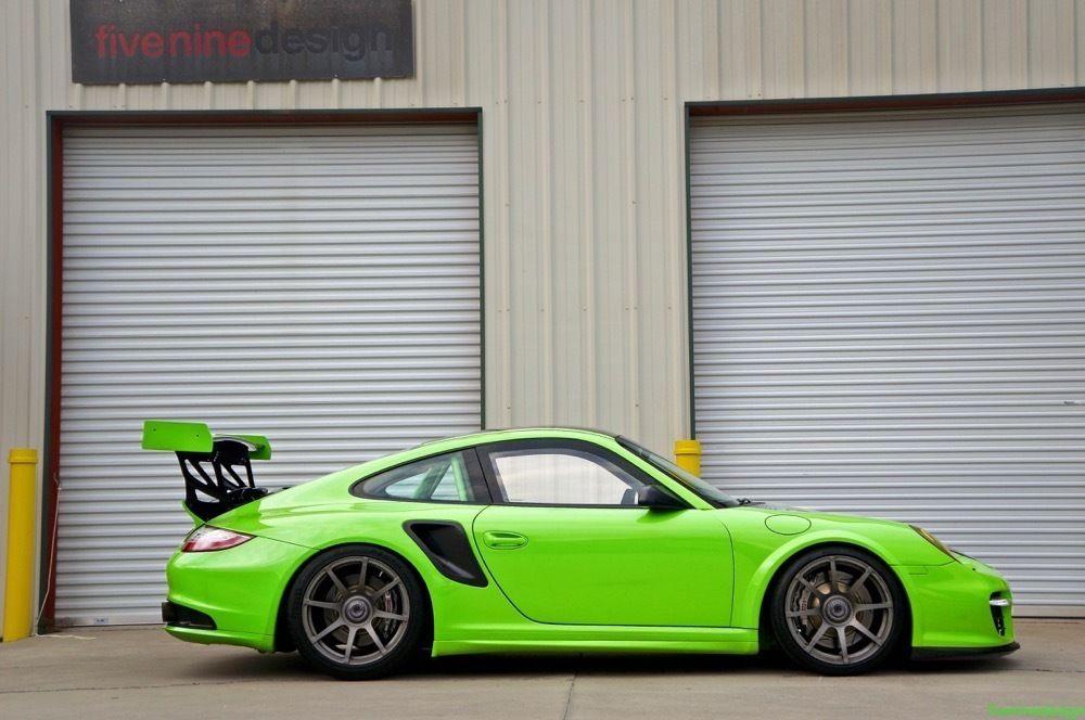 Green car 3