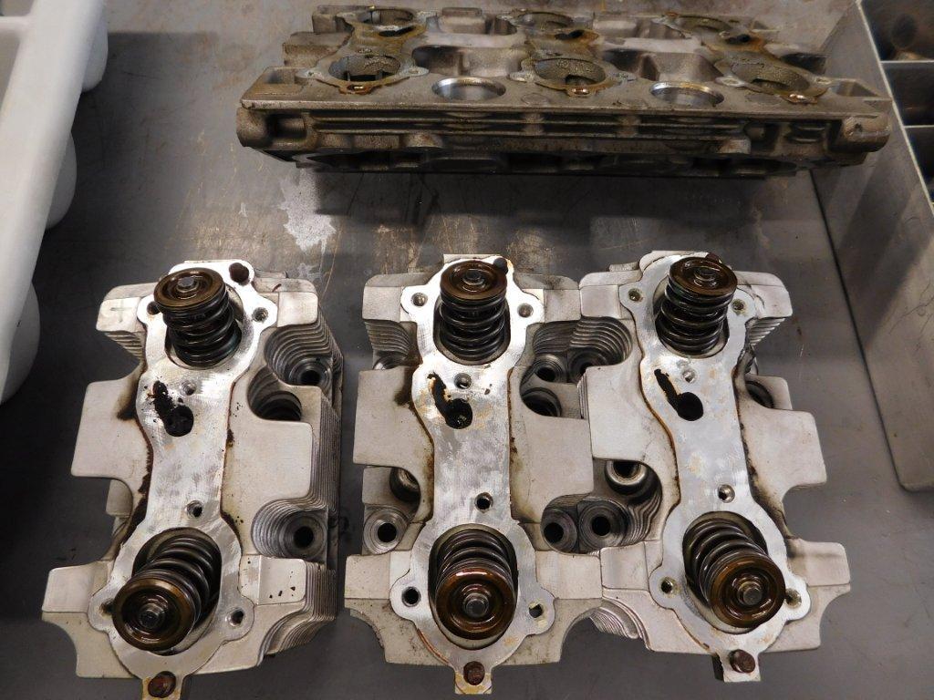 Porsche Cylinder Heads